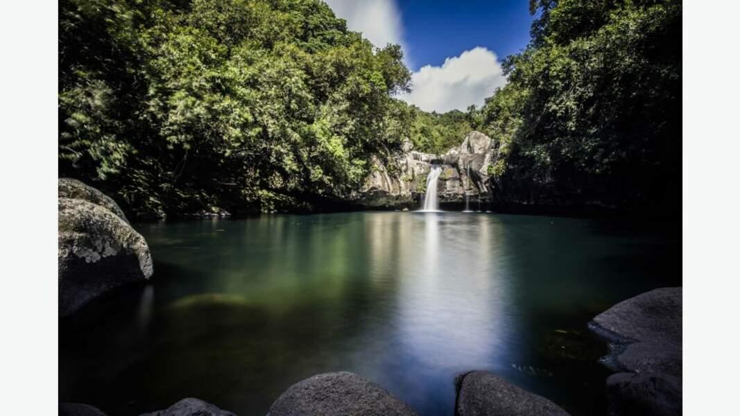 Cascade du bassin Boeuf