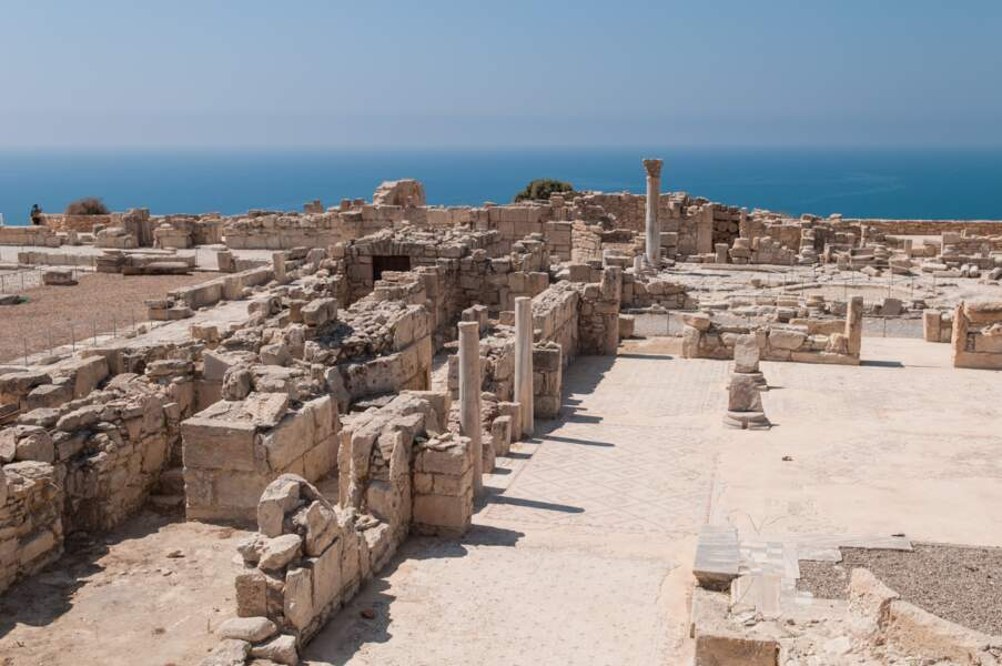 Le site archéologique de Kourion