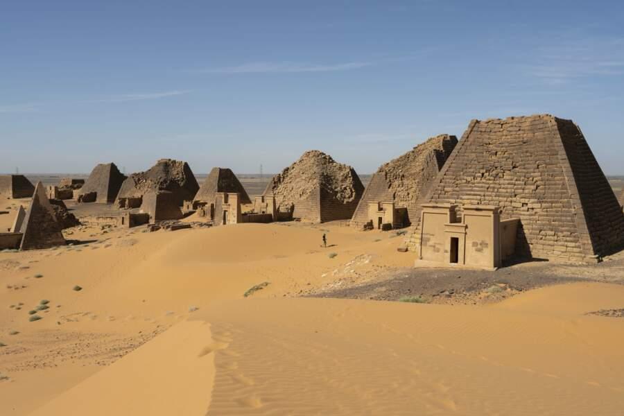 Une nécropole classée au patrimoine mondial
