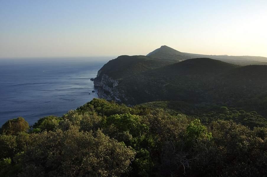 Le parc naturel de l'Arrábida