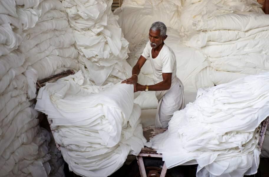 Le coton, produit phare