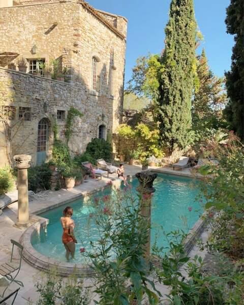 Un château du XVIe siècle dans le sud de la France