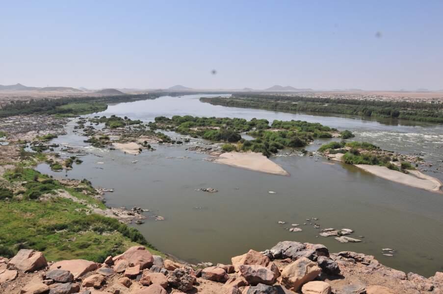 Le Nil : 3ème cataracte