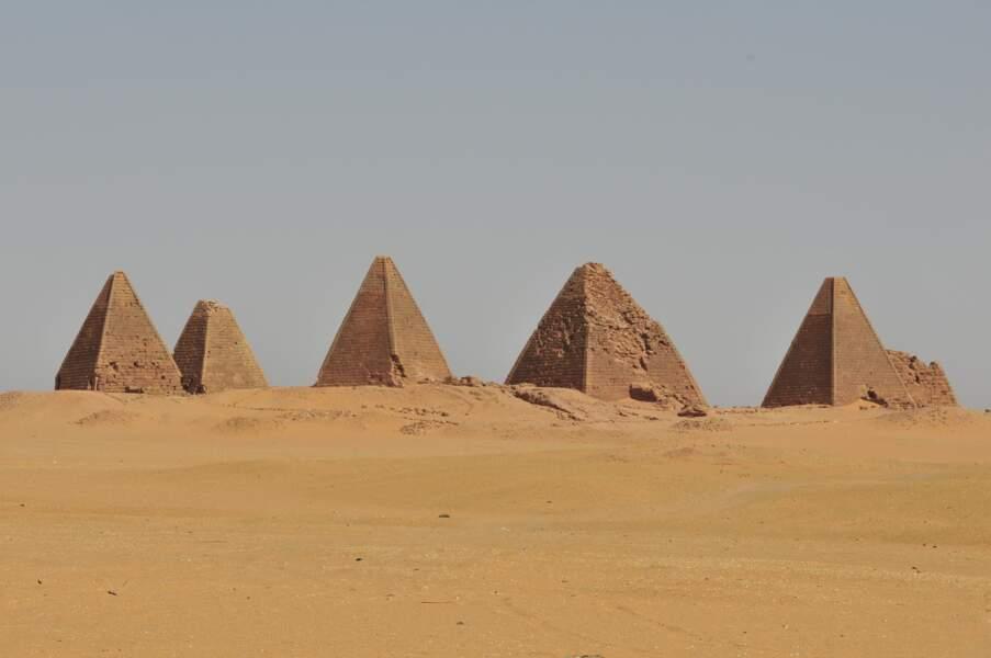 Le Djebel Barkal