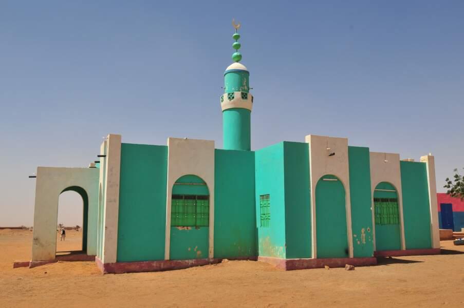 Mosquée à Wawa