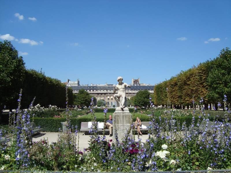 Le quartier du Palais-Royal