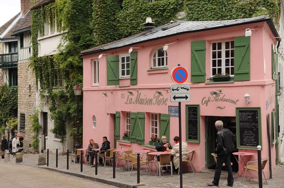 Le quartier de Montmartre
