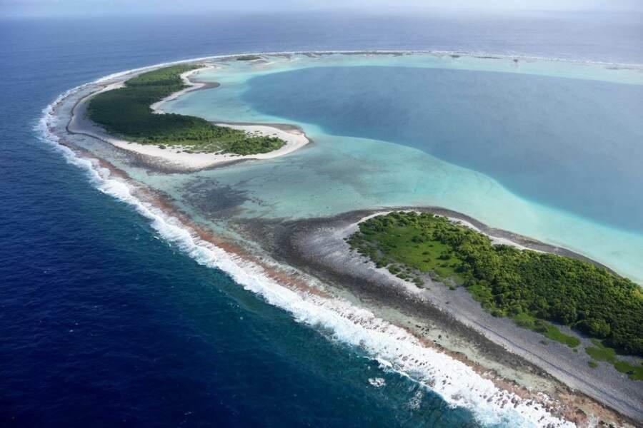 Anuanurunga, petit atoll paradisiaque de Polynésie française est à vendre