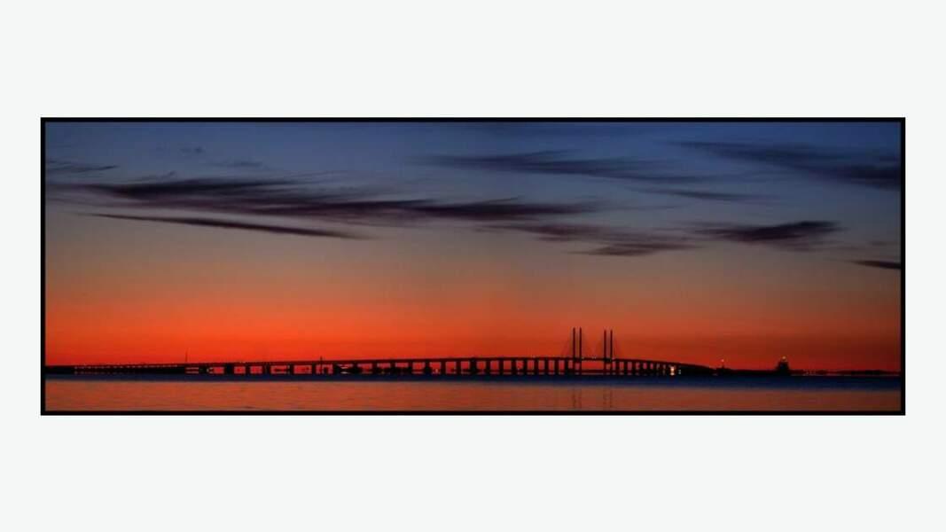 Le pont-tunnel Øresundsbron