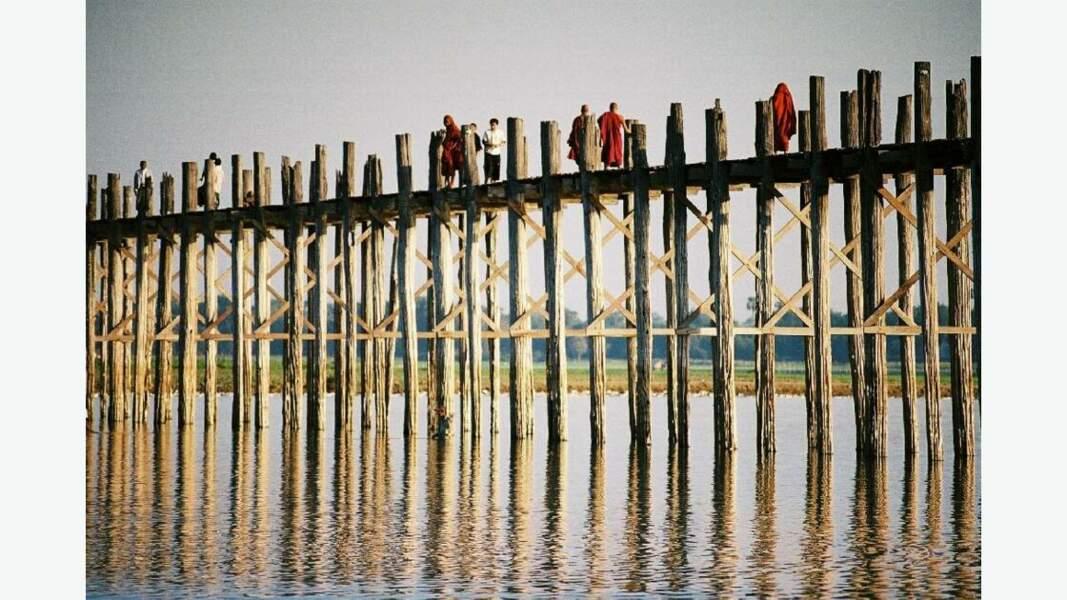 Pont d'U-Bein