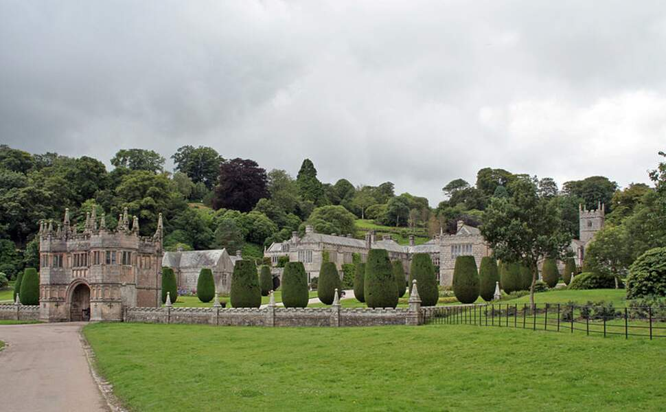 National Trust - Lanhydrock