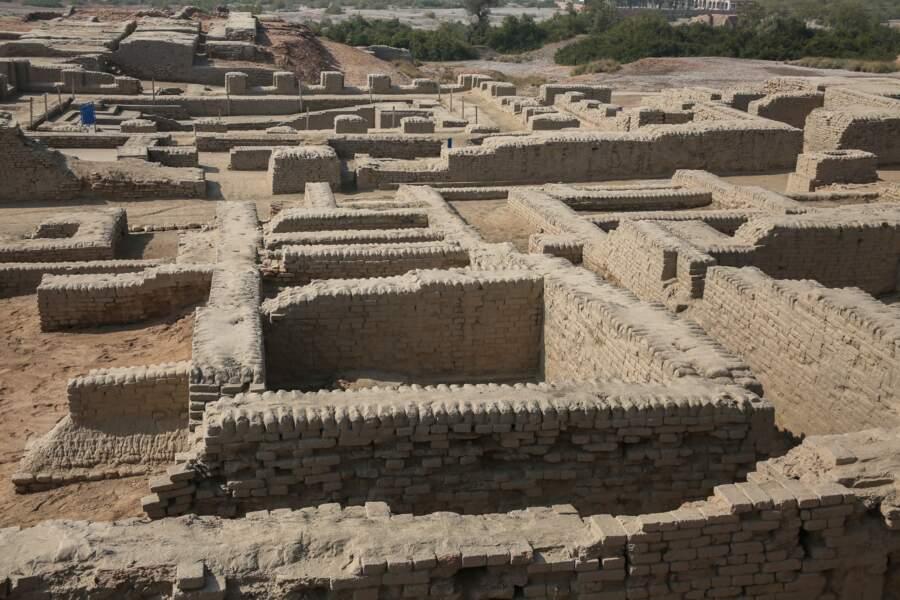 Des cités antiques pleines de mystères