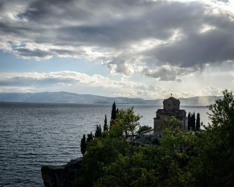 Ohrid, le lac aux 800 icônes