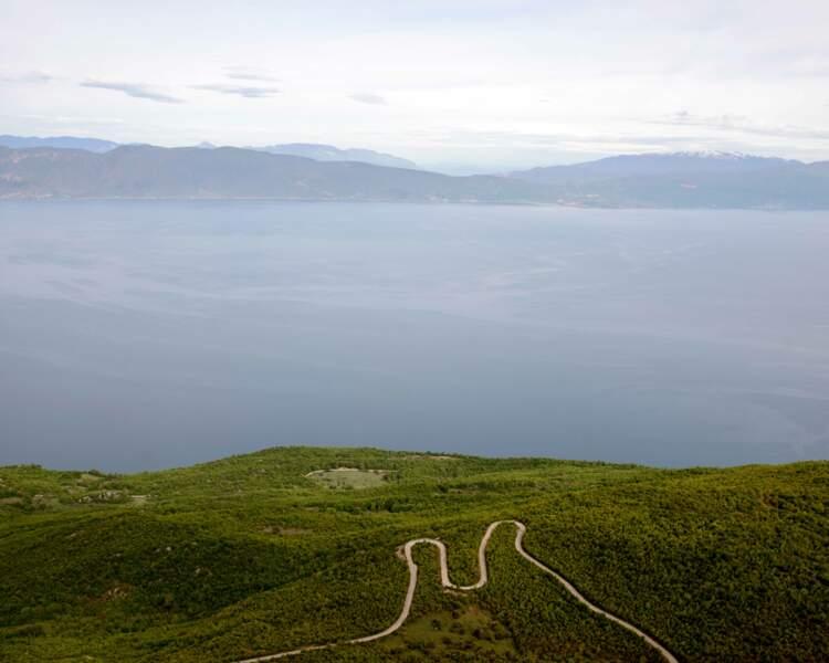 Les eaux du lac d'Ohrid renferment une rareté