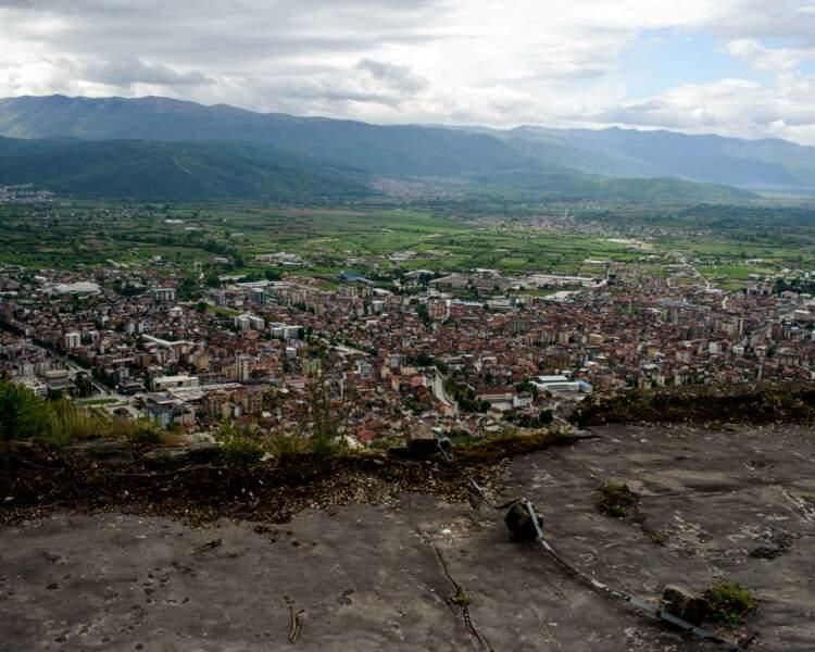 "Tetovo, la ""capitale"" des Albanais de Macédoine"