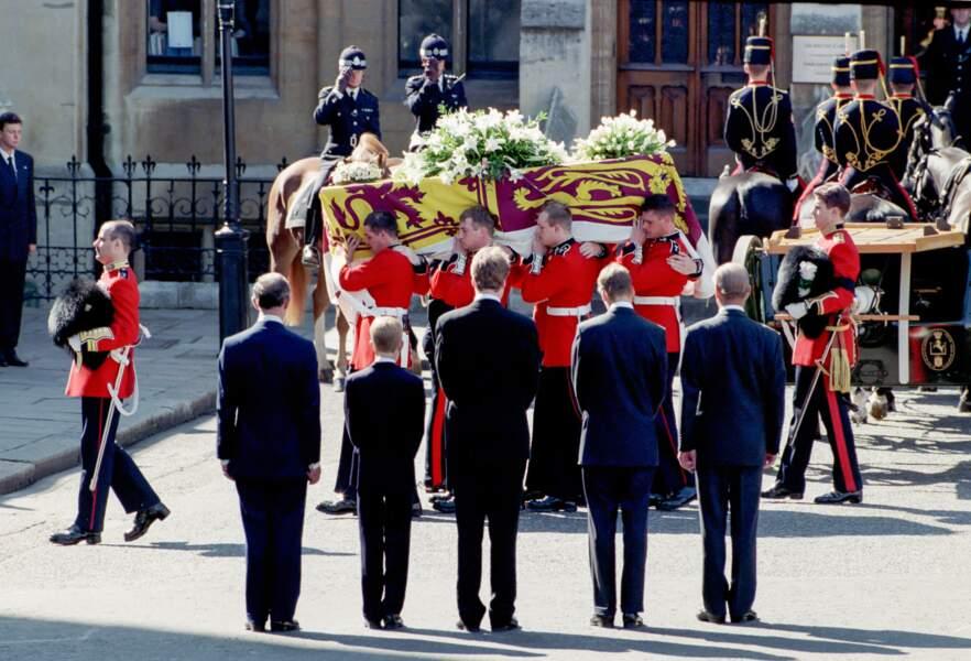 1997 : l'adieu à Diana