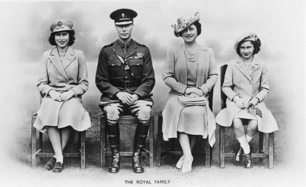 1940 : une famille (presque) comme les autres