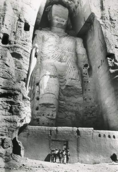Le Grand Bouddha de Bamiyan
