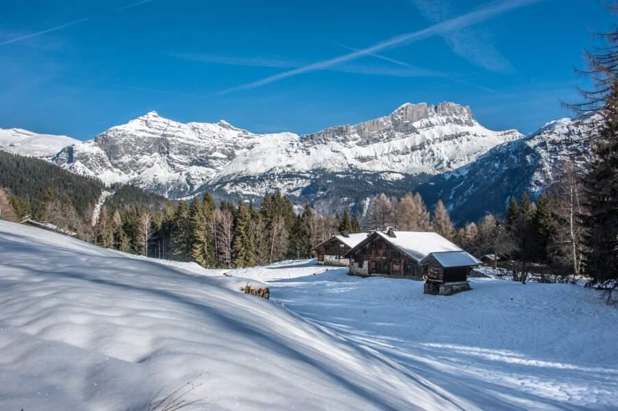 Val-des-Prés en Haute-Savoie