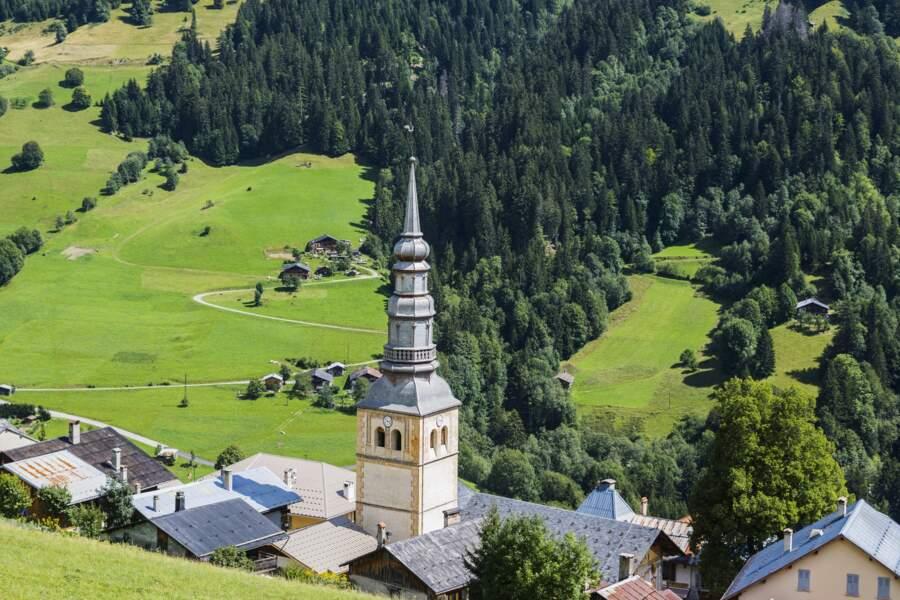 Hauteluce en Savoie