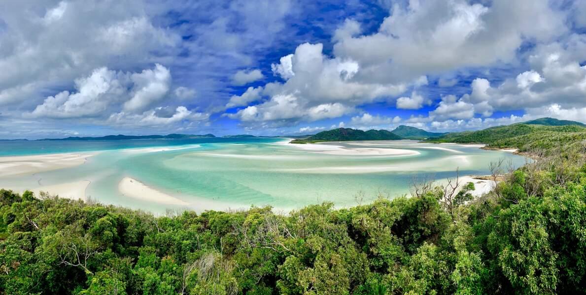 """Les internautes élisent les """"plus belles plages du monde en 2021"""""""