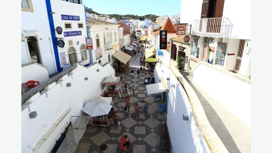 Rue à Albufeira