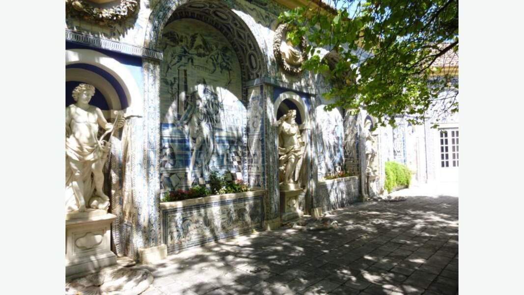 Palais de la Fronteira à Lisbonne