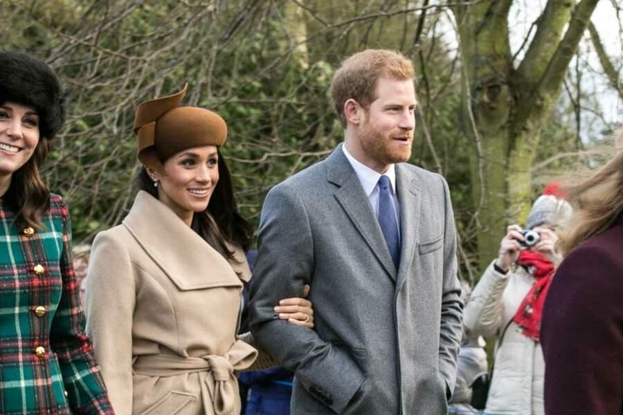 Mise en retrait de la Royal Family