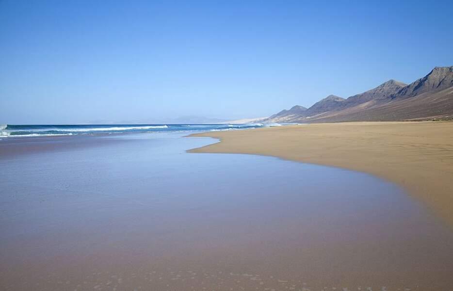 Playa de Cofete, Fuerteventura (Espagne)