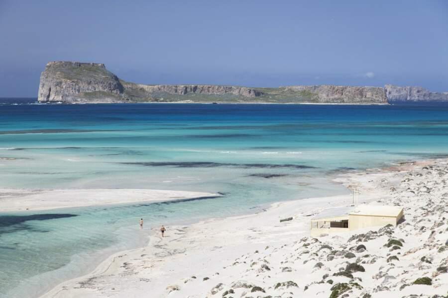 Balos Lagoon, Crète (Grèce)