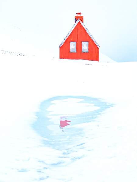 Noël sous la neige