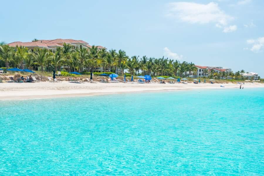 Grace Bay Beach, Îles Turks et Caïcos