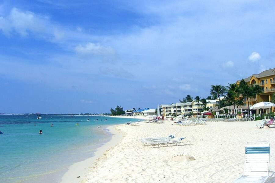 Seven Mile Beach, Îles Cayman