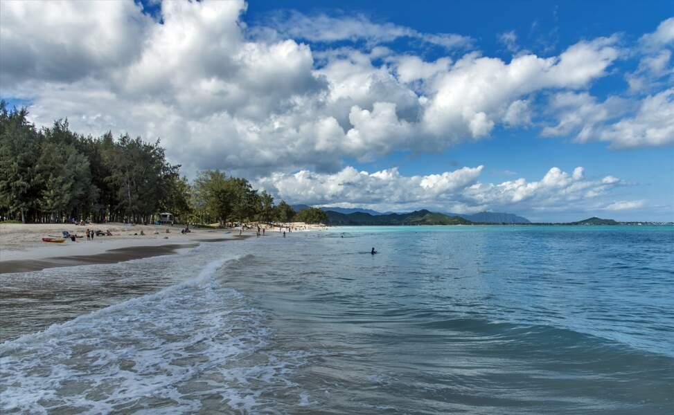 Kailua Beach Park, Hawaii