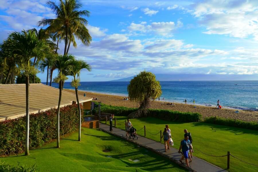 Ka'anapali Beach, Hawaii
