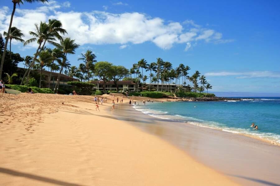 Napili Beach, Hawaii