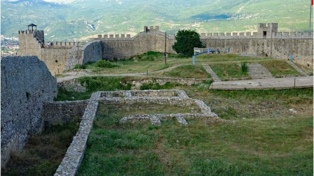 Forteresse de Samuel à Ohrid