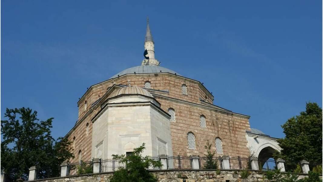 Mosquée Mustafa Pacha