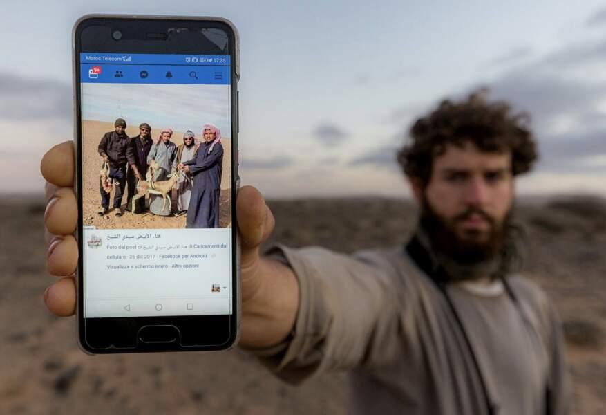 Les braconneurs exibent leur prise sur les réseaux sociaux