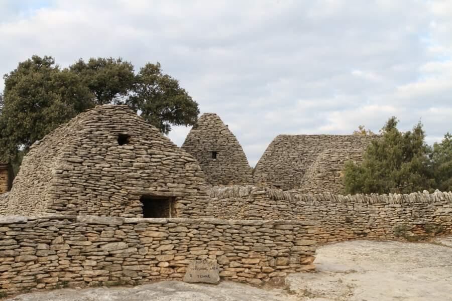Le village des Bories, à Gordes