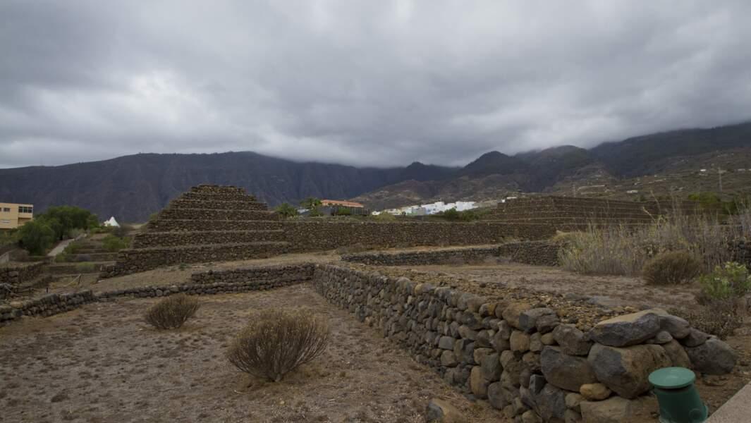 Les pyramides de Guimar