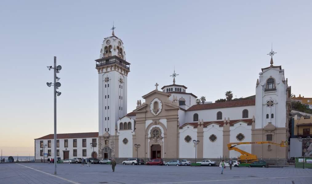 La basilique Notre-Dame de la Candelaria