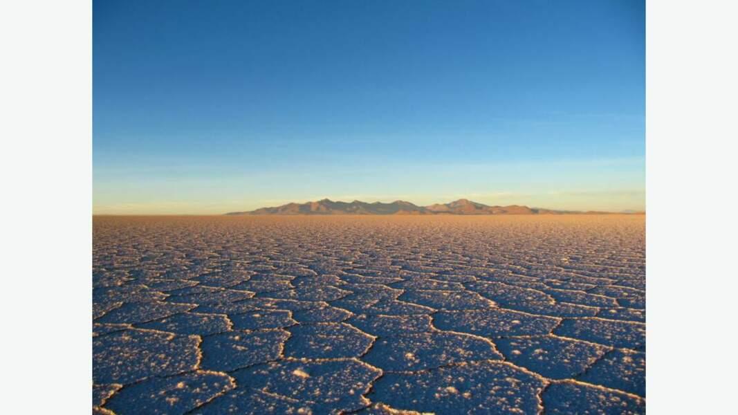 Aube glaciale
