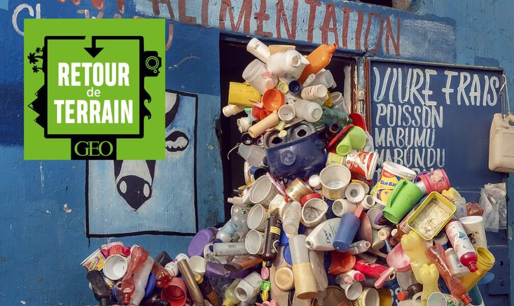 # 14 Kinshasa : à la rencontre de ces Congolais qui changent les déchets en art