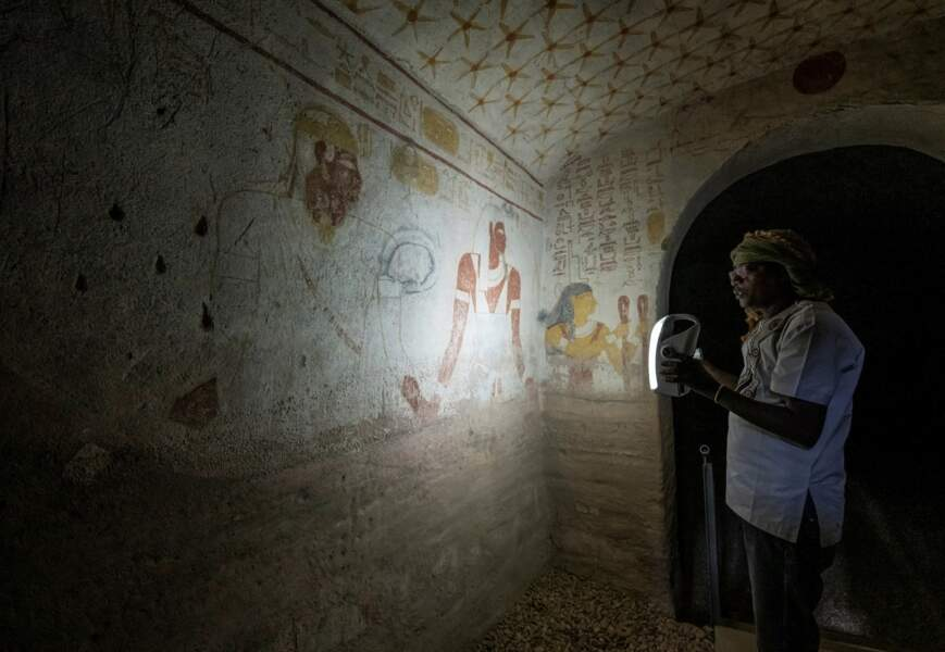 Le dernier «pharaon noir»