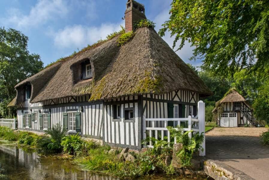 5e - Veules-Les-Roses en Normandie