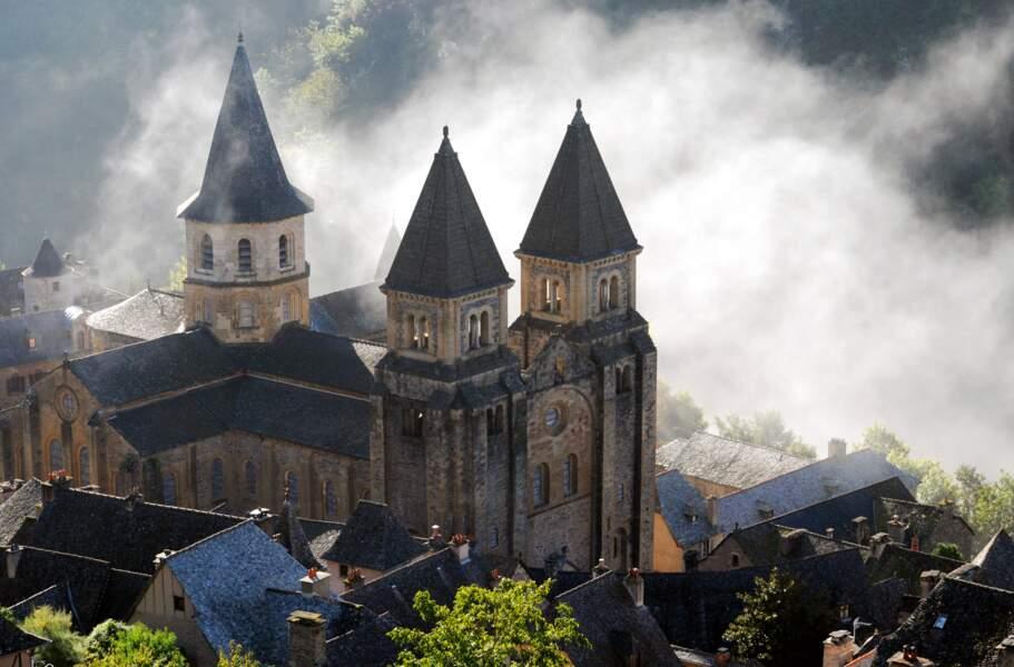 11e - Conques dans l'Aveyron