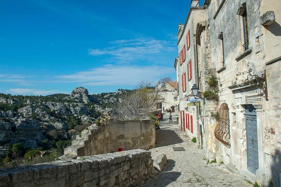 3e - Les Baux-de-Provence