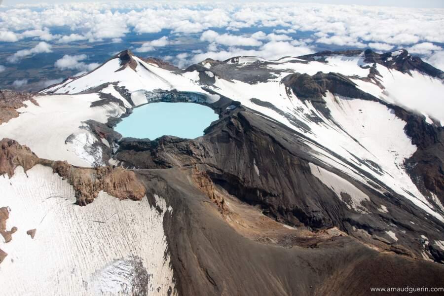 Un volcan sous haute surveillance