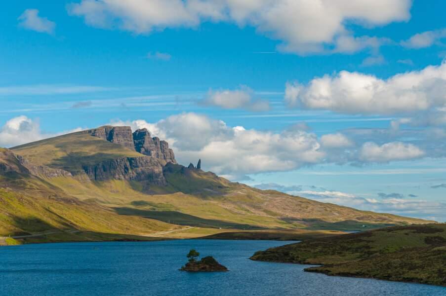 Skye, la plus grande île des Hébrides